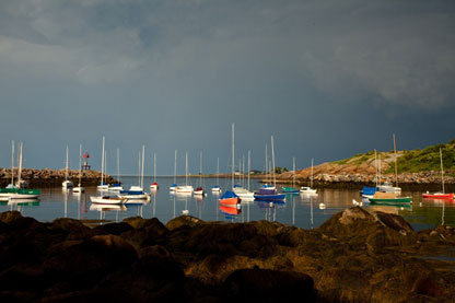 Rockport Harbor photo