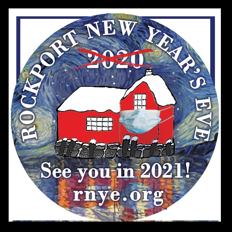 RNYE 2020 souvenir button